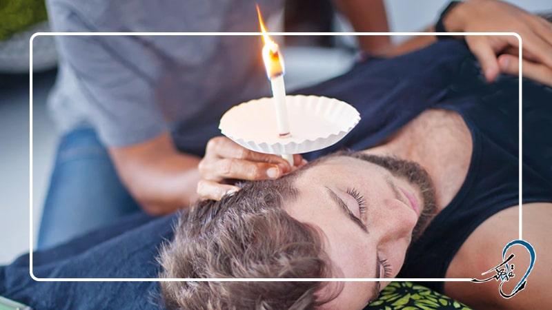 استفاده از شمع گوش ممنوع