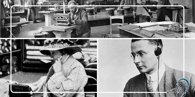 تاریخچه سمعک از زمان تشخیص کم شنوایی تا کنون