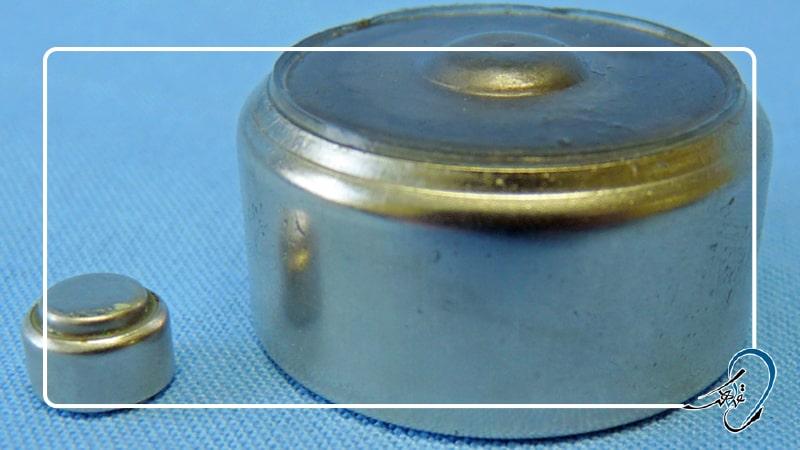 تفاوت باطری در سمعک های اولیه نسبت به باتری های امروز